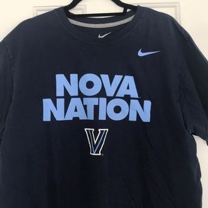 Men's Nike XL graphic tee shirt!!Villanova t shirt